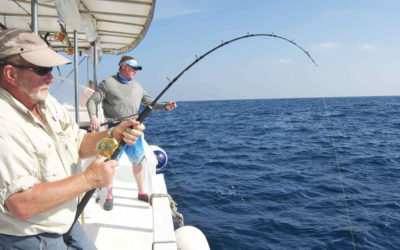 THE BEST DESTINATION FOR SALT WATER FISHING IN USA